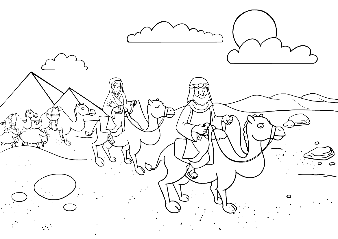 Abraham in Ägypten