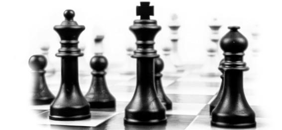 Bild: Schachfiguren